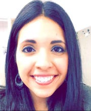 Michelle Torrech Perez, a master's degree candidate in the Art Therapy program at Florida State University.