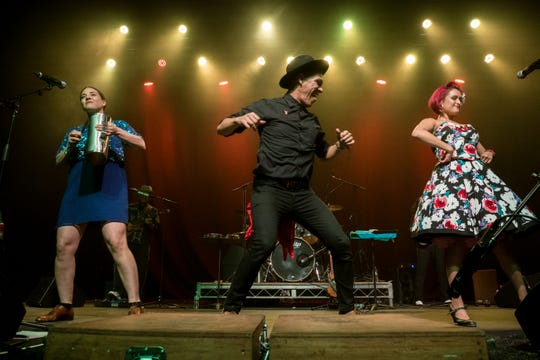 Las Cafeteras will perform in Ventura County for the first time on Feb. 1 at the Oxnard Performing Arts and Convention Center.
