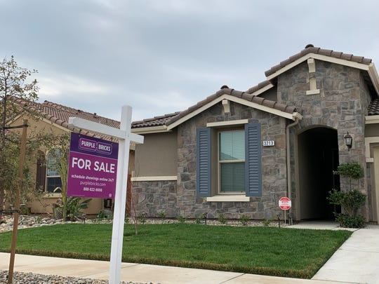 A new HomeArea.com survey ranks Visalia as the No. 1 most affordable housing market in the state. For many families, however, home-ownership remains out of reach.