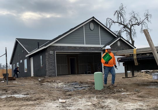 Construction across Visalia is up as city remains relatively affordable for families.