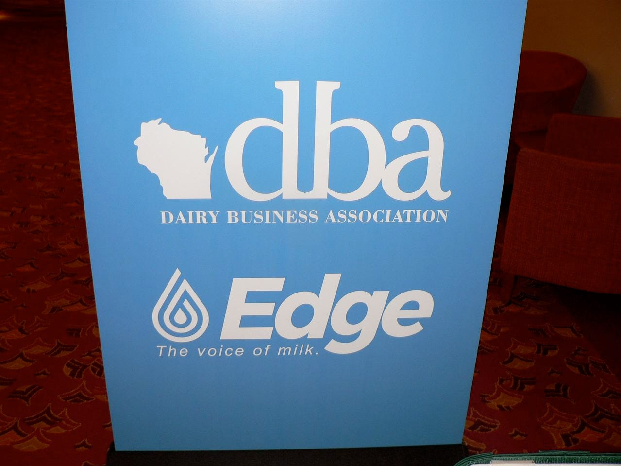 The Dairy Business Association's sponsorship of Dairy Strong dates back to 1999.