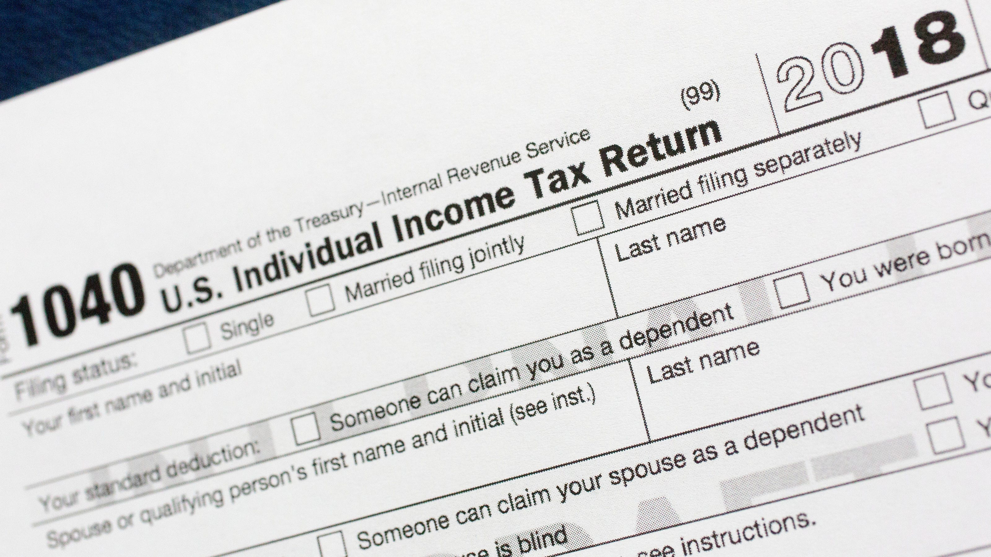 Taxes 2020 Irs To Delay April 15 Tax Filing Deadline To July 15