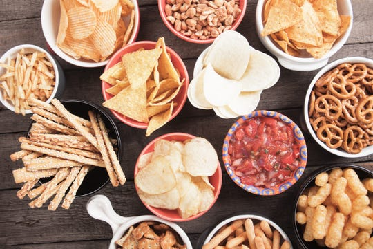 How Americans snack has changed, according to the research firm NPD Group. They're eating snacks more frequently throughout the day and including them in meals.