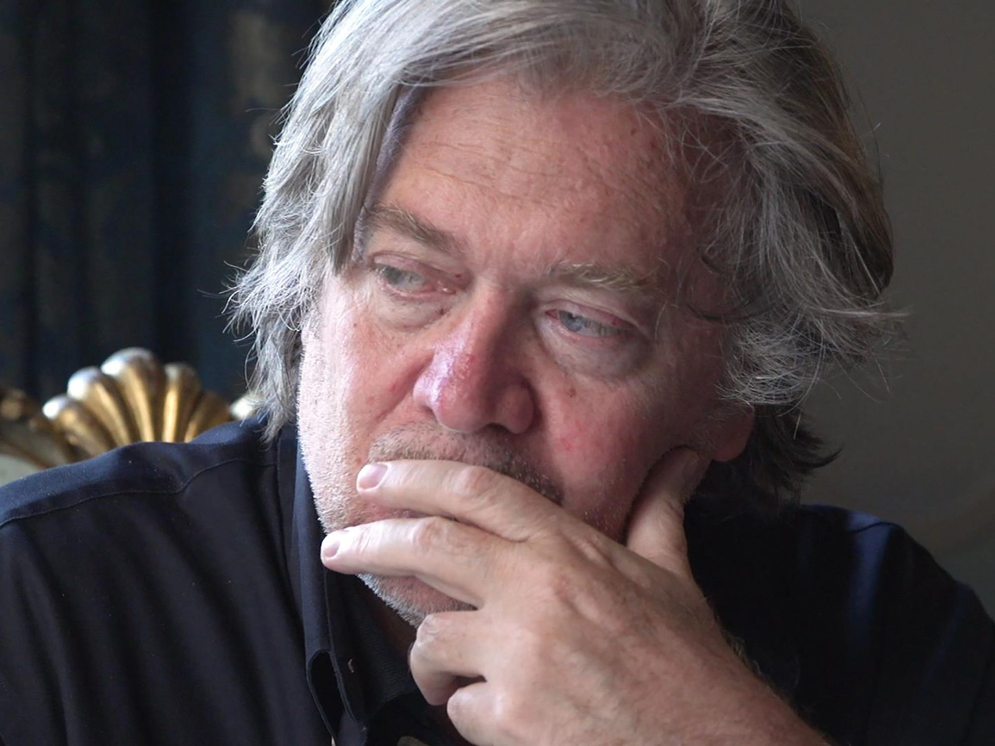 Steve Bannon says in revealing doc that he did 'the Lord's work' in Trump White House