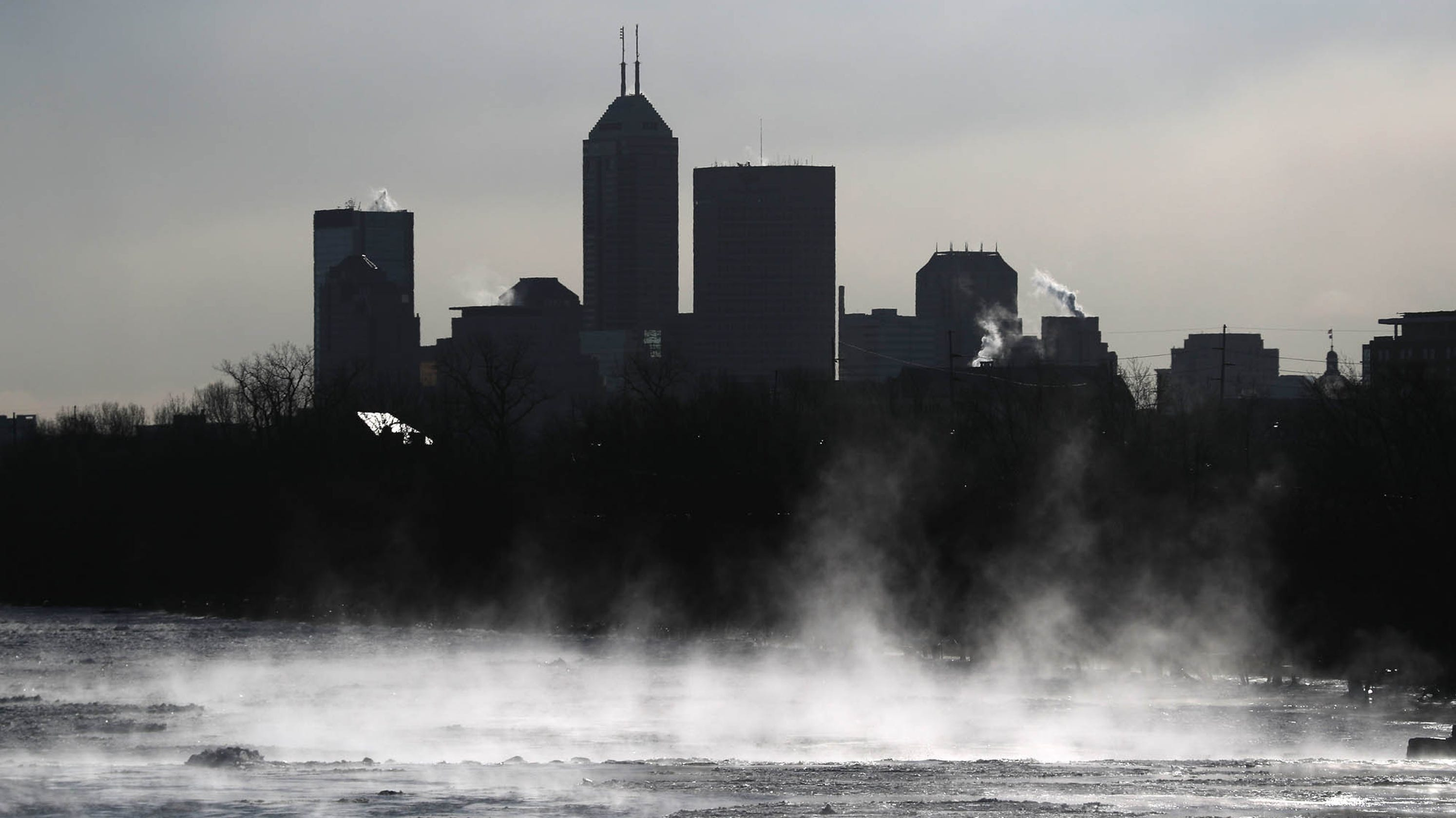 Cold Chicago, Midwest weather: US freeze from polar vortex ...