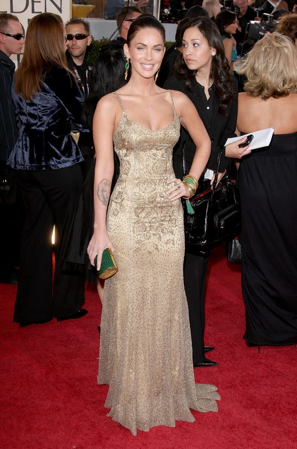 """Megan Fox had her Marilyn Monroe tattoo removed to prevent """"negative energy."""""""