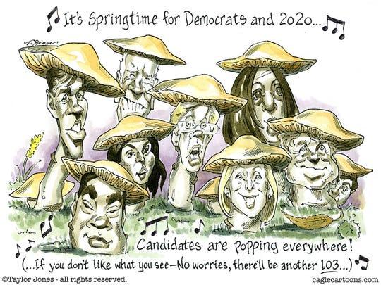 Springtime for Democrats