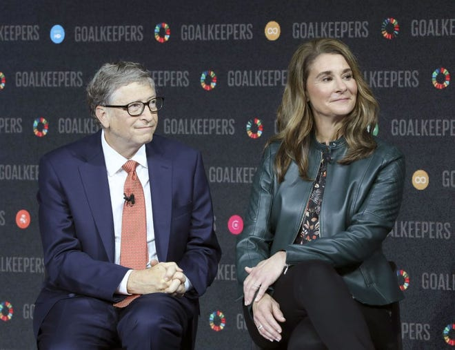 Bill and Melinda Gates set the bar very high, when they offered an entire year of parental leave at the Bill and Melinda Gates Foundation. Now that's changing.