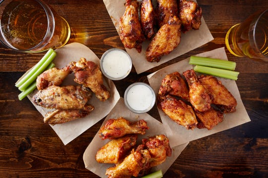 Buffalo wings have a complex history