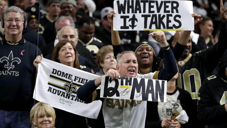 0b36c71afa4 Super Bowl 2019  Bitter Saints fans become anti-SB LIII partiers