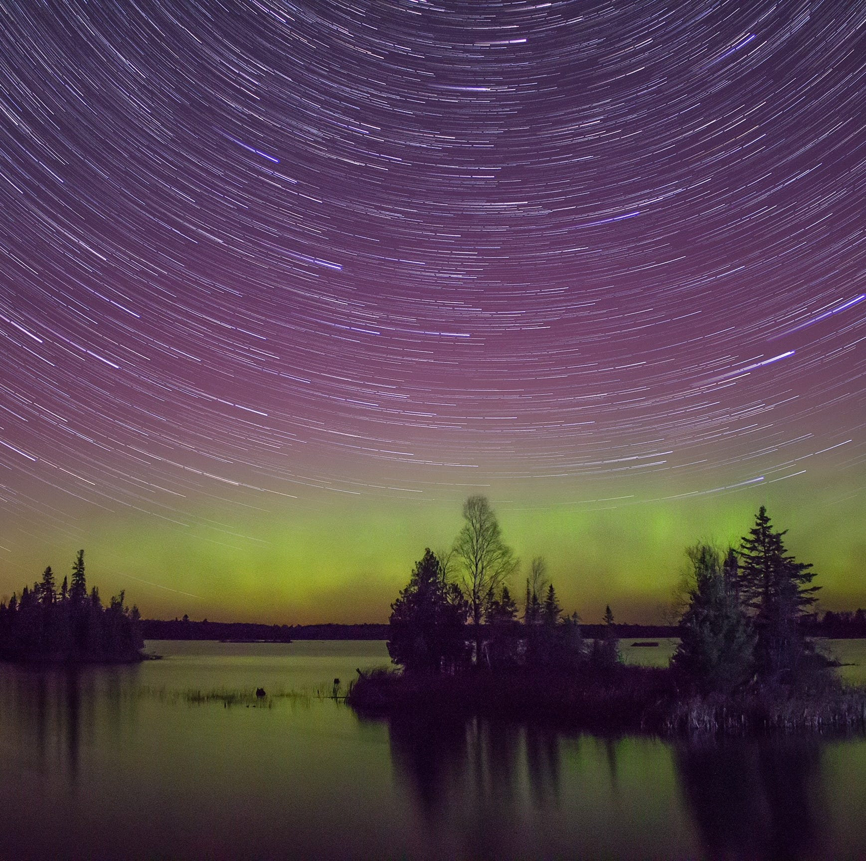 Northern lights might put on a Saturday night show in Wisconsin skies