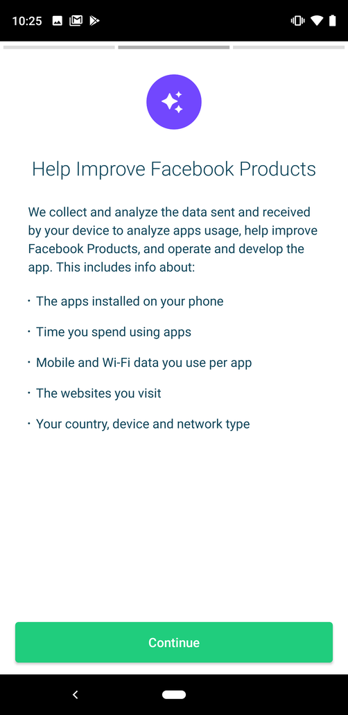 Facebook's Onavo Protect app analyzes personal info