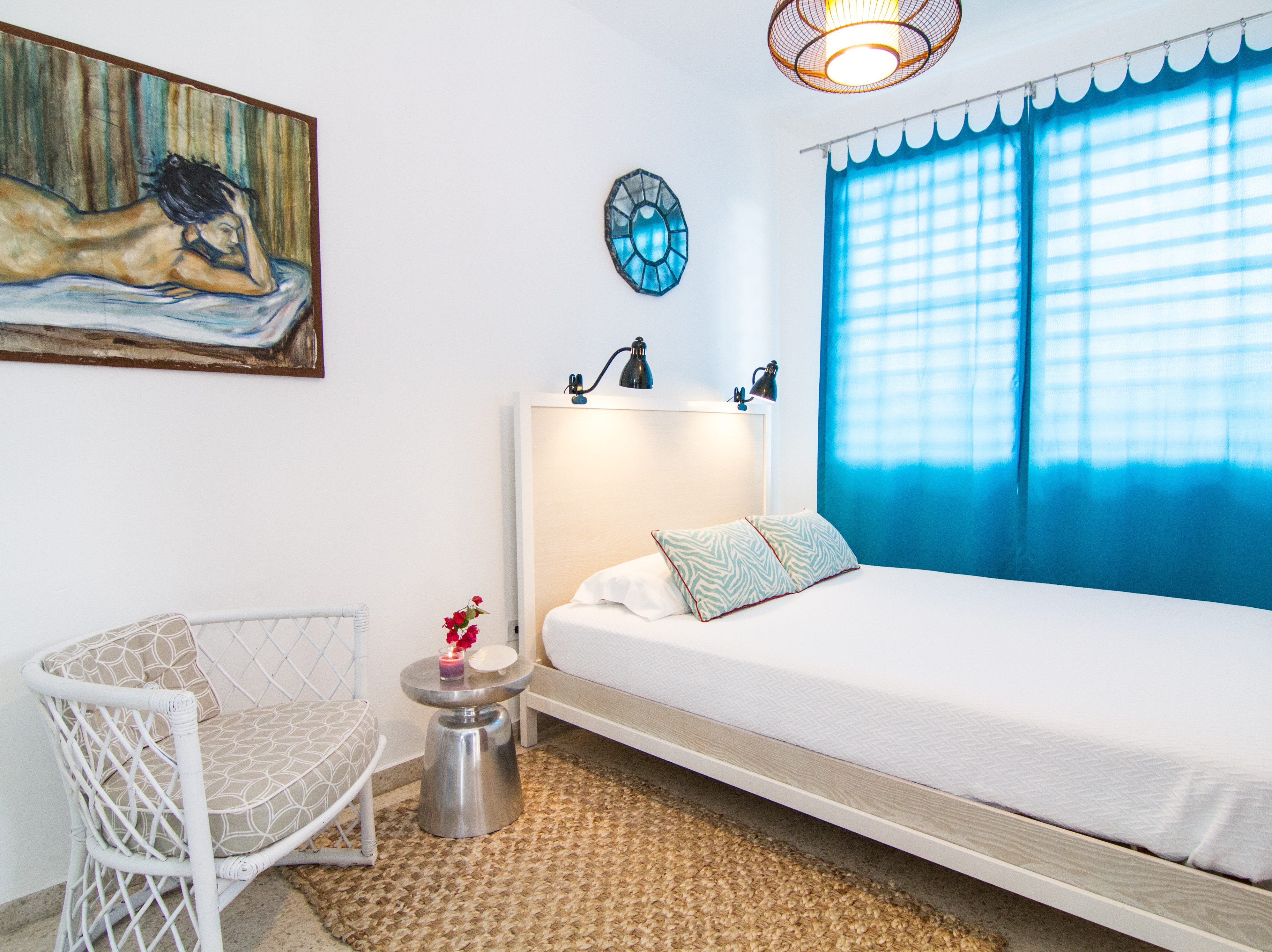 An entire apartment in San Juan, Puerto Rico