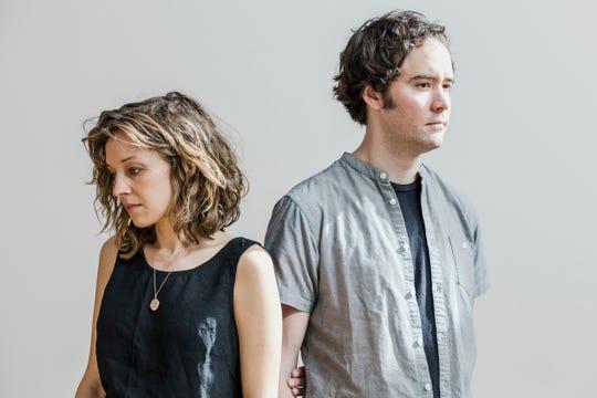 Emily Frantz and Andrew Marlin of Mandolin Orange.