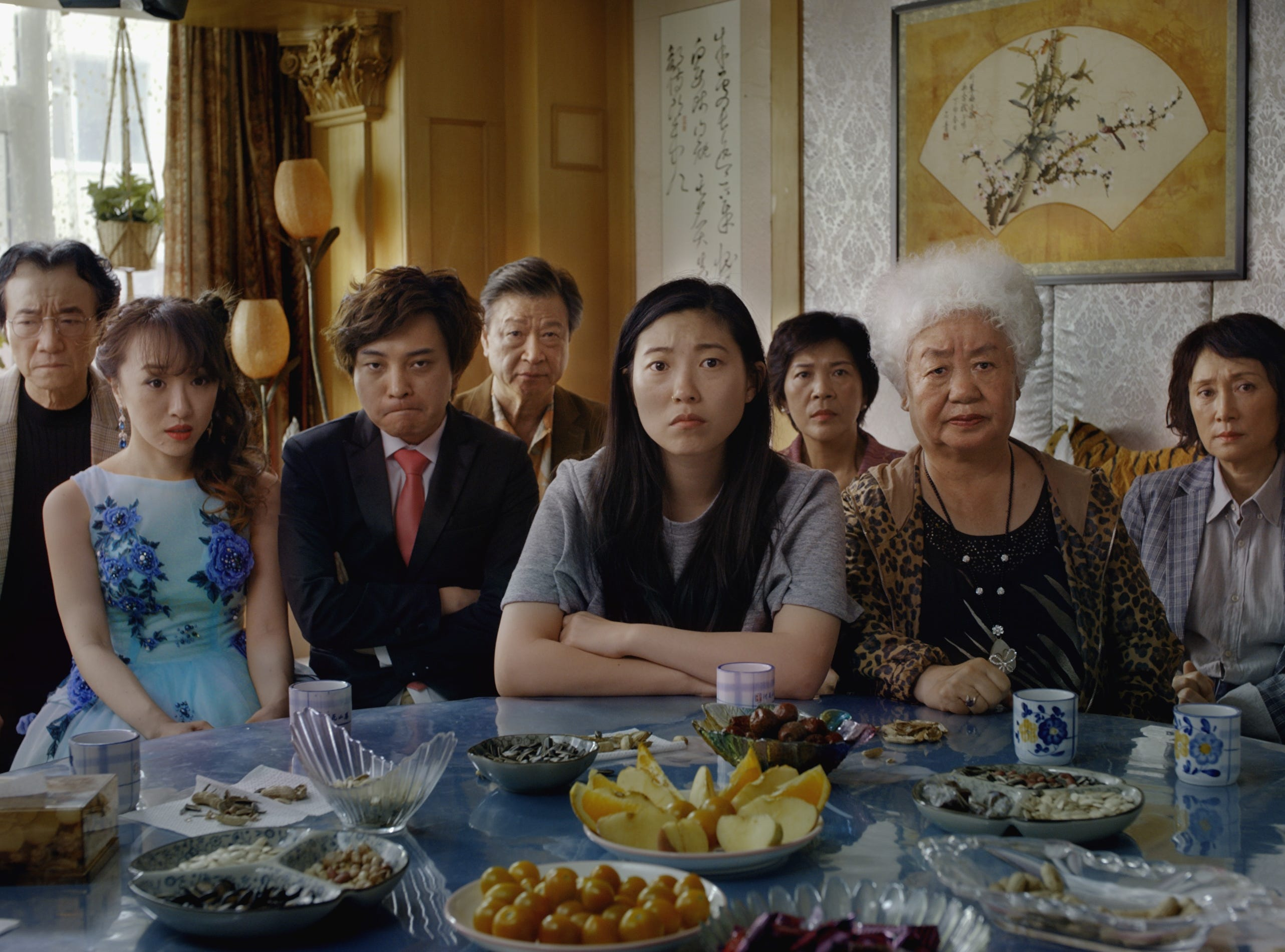 Awkwafina talks dramatic debut, 'Crazy Rich Asians' Oscar snub: None 'of us are mad'