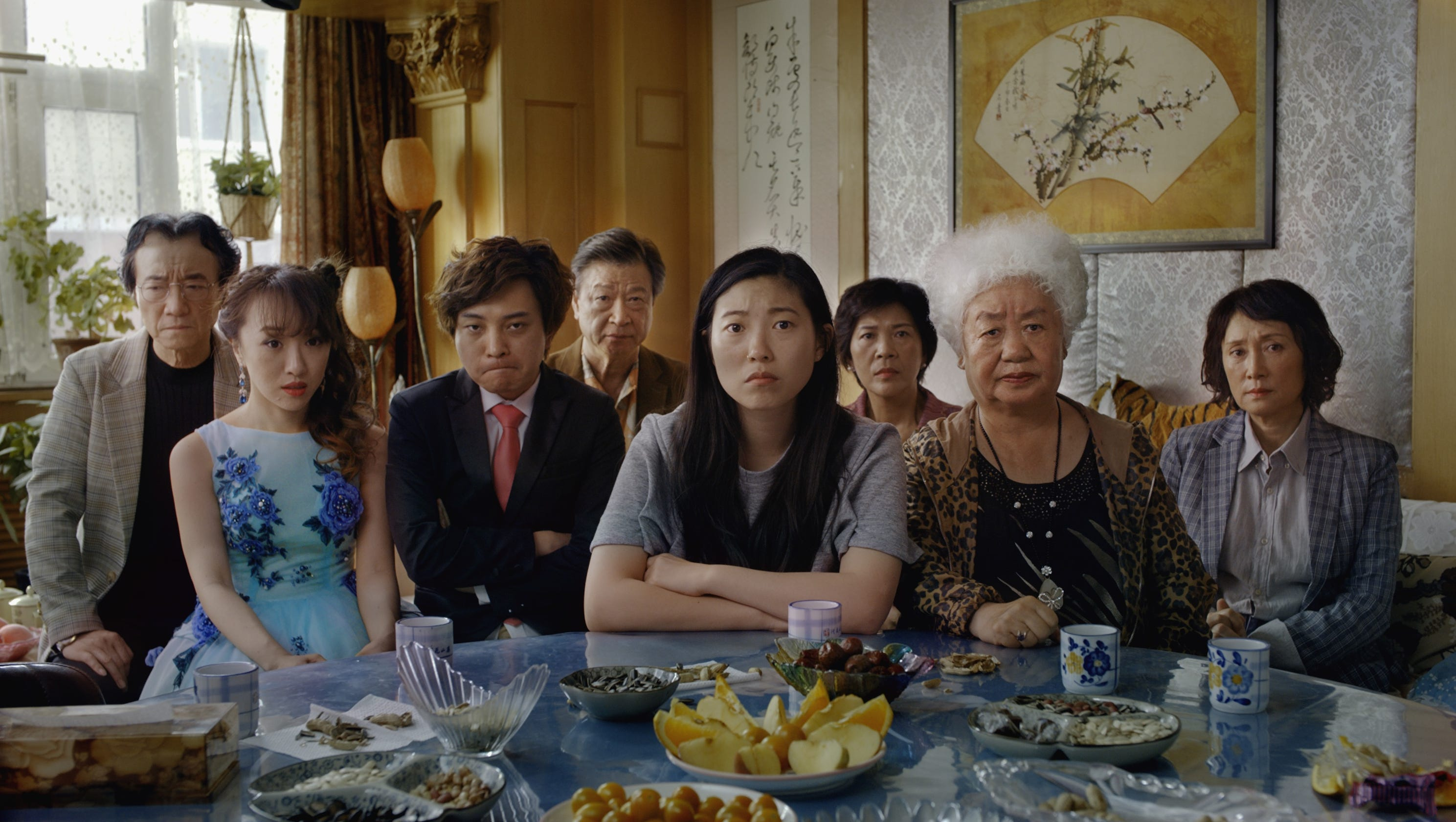 Awkwafina: None 'of us are mad' about 'Crazy Rich Asians