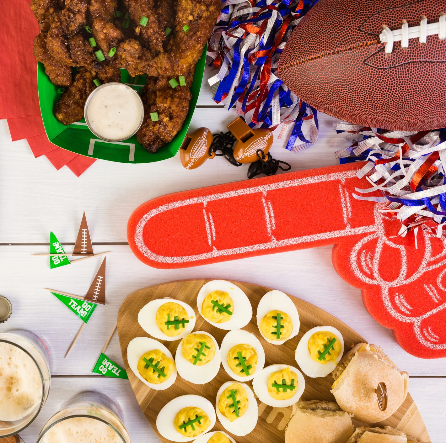 How to detox from your Super Bowl junk food binge