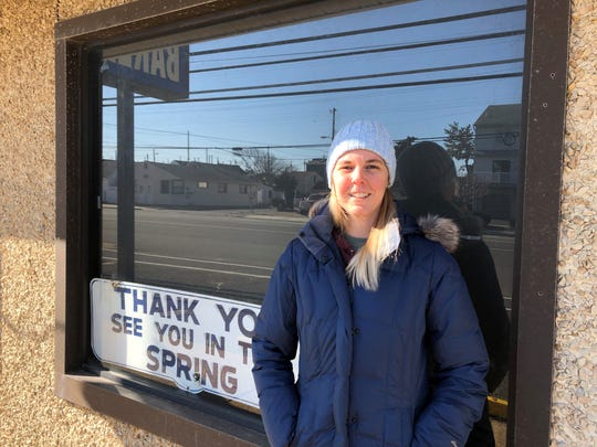 Alli O'Neill, owner of Colonial Bakery in Lavallette, says she will need to raise prices to keep up with the higher minimum wage.