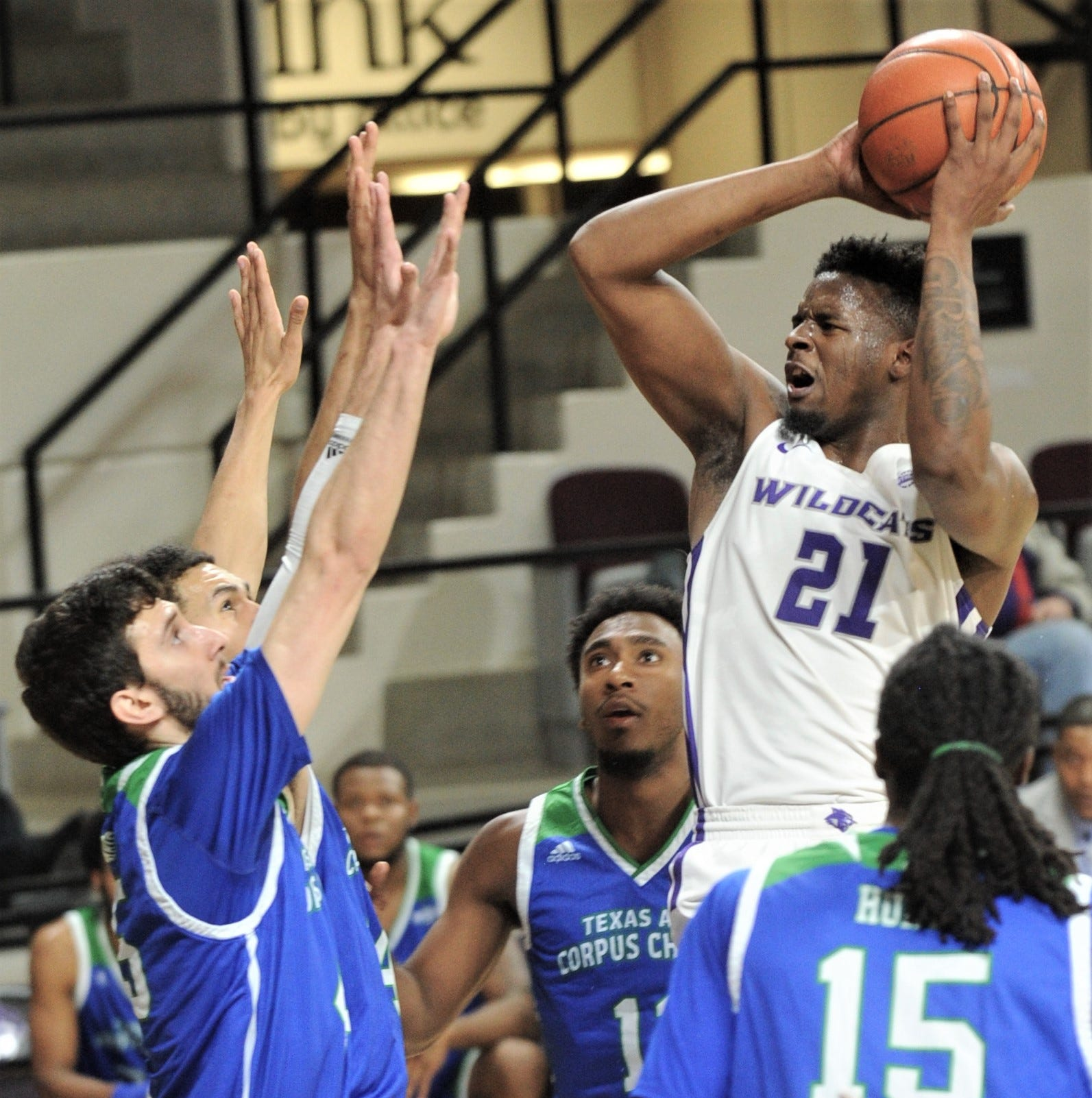 Abilene Christian dismisses Friday, Maxwell from men's basketball team