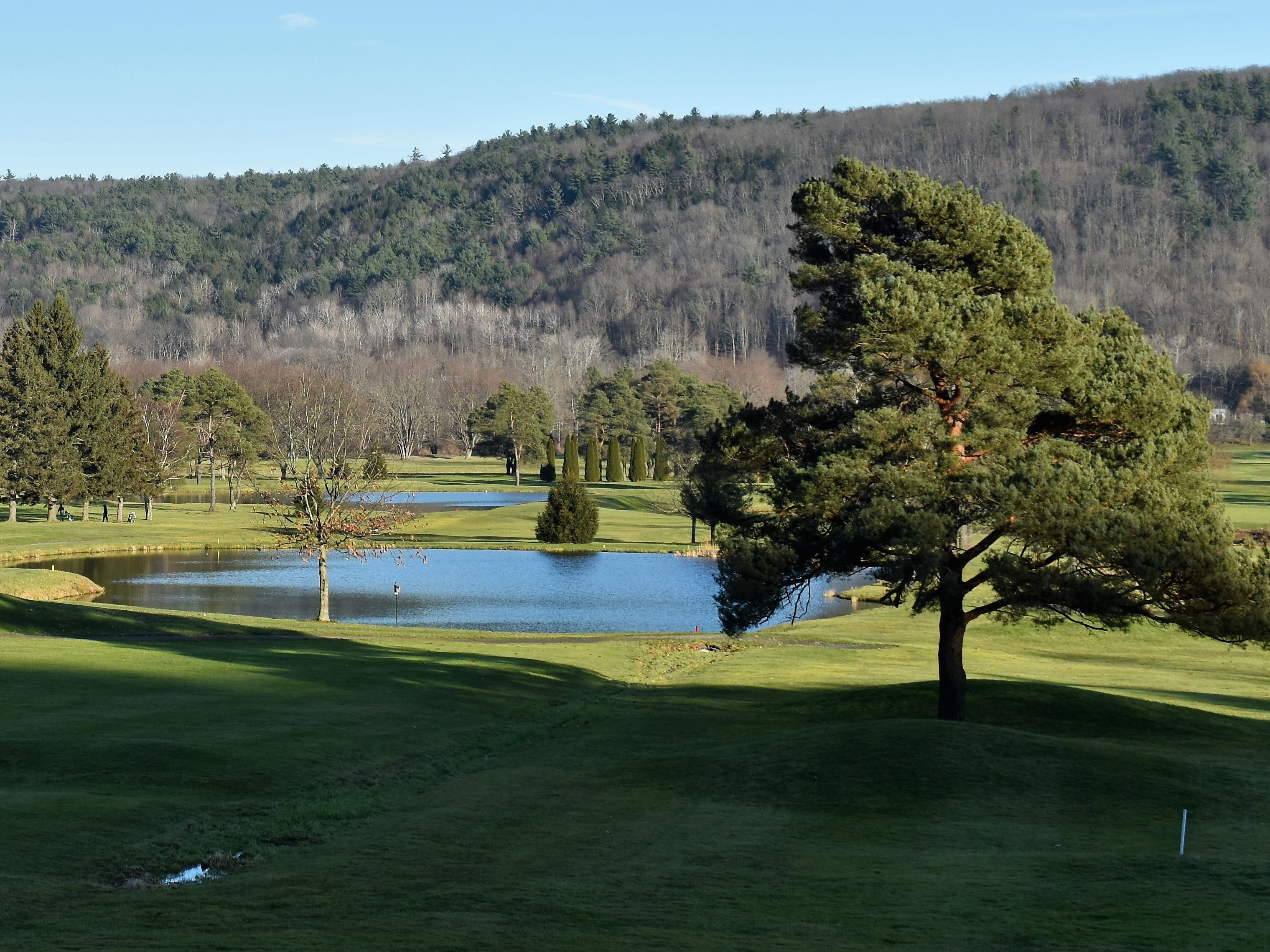Genegantslet Golf Course