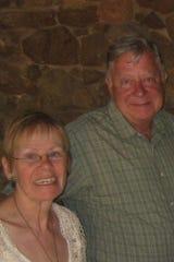 Jim and Sabine Hazel