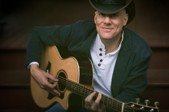 David LaMotte will play at the White Horse, in his hometown of Black Mountain, on Feb. 7.