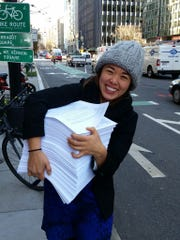 Emiko Atherton, director of National Complete Streets Coalition