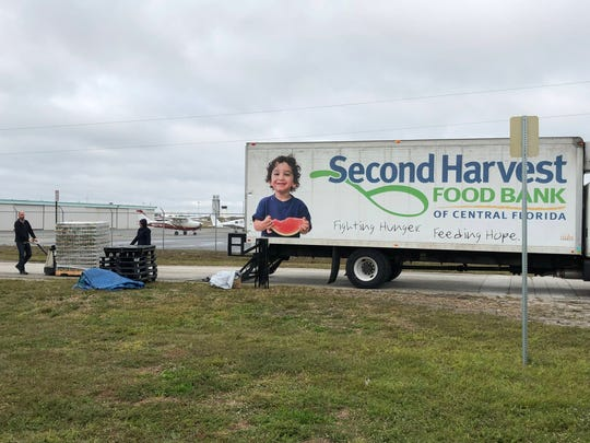 Second Harvest Food Bank recently assisted individuals who were affected by the government shutdown.