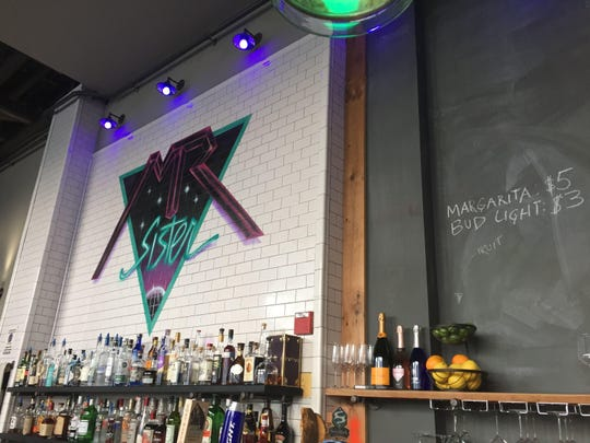 Gay bar Mister Sister opened in Winooski in March 2017.