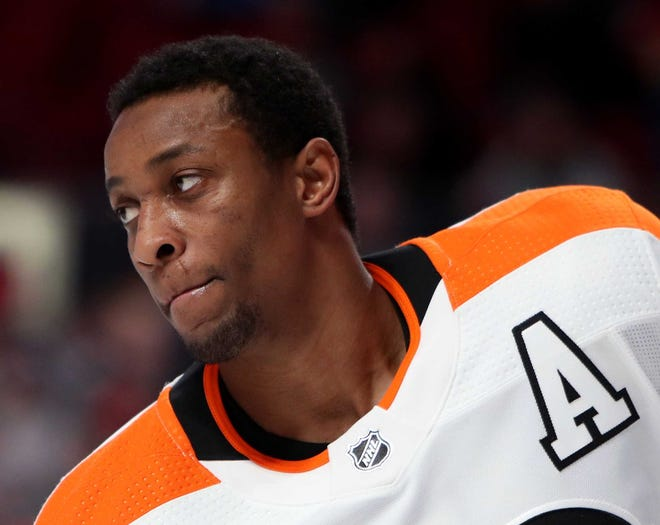 Wayne Simmonds is a pending free agent and has gotten a lot of attention as a potential trade piece with the deadline upcoming.