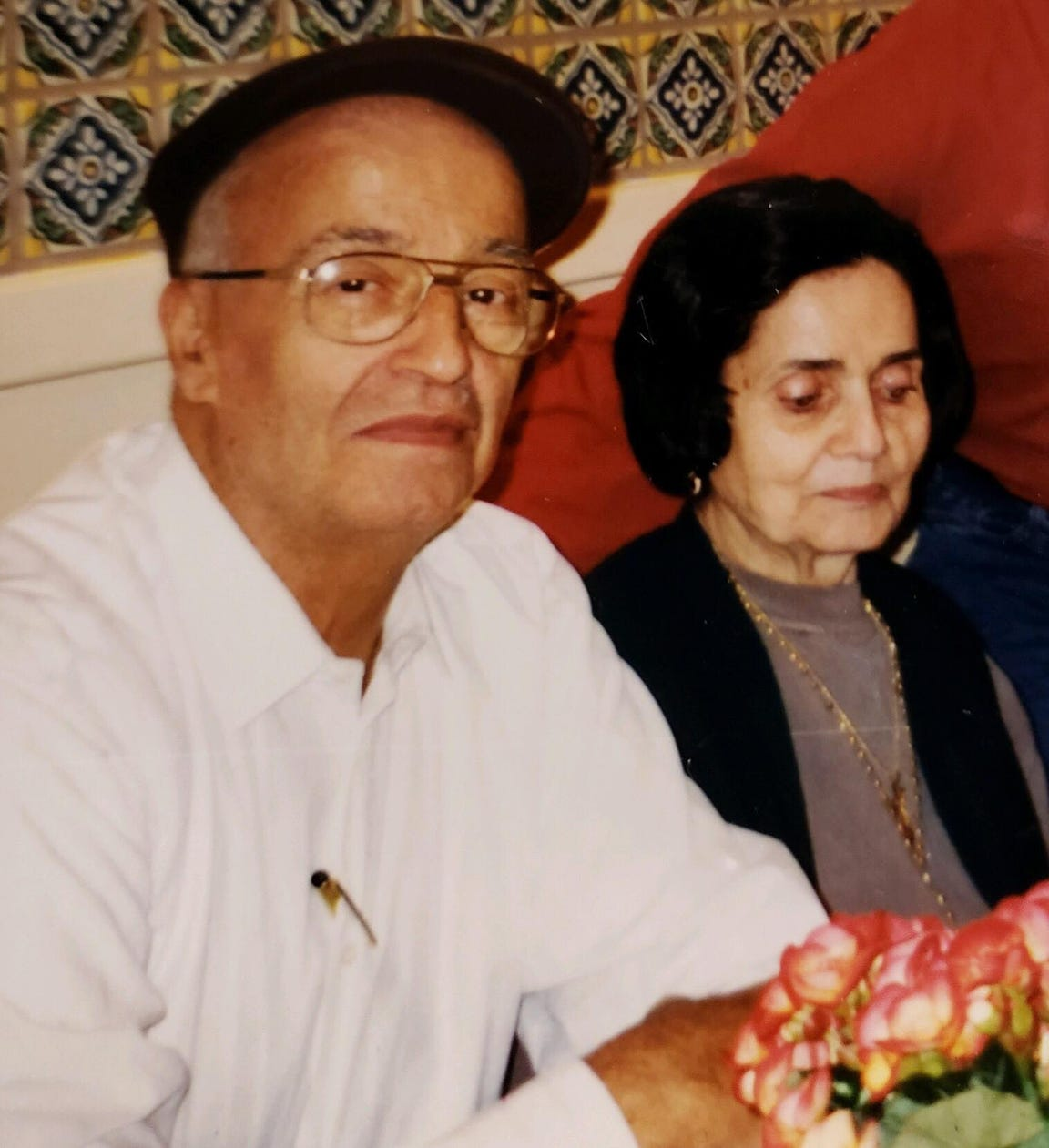 Elias and Mariette Bitar