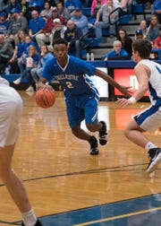 Branden Maughmer played one of his last games with the Chillicothe Cavaliers during a Division I district semifinal in March of 2018. Branden would end his career at Chillicothe by becoming a member of the school's 1000-point club and helped to guide the school to an overall 44-28 record at that time.