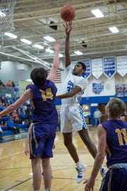 As a junior, Jayvon has rightfully come out from under his brother's shadow to become one of the most dominate players on the Chillicothe High School 2018-2019 basketball team.