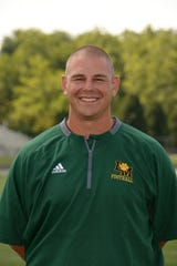 Caleb Jones has been named the head football coach for Little Miami High School.