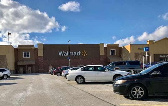 A developer want to build a hotel on Chamber Drive in Milford, next to this Walmart Superstore.