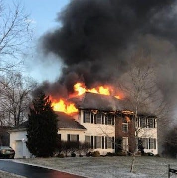 South Brunswick fire: GoFundMe set up for family who lost everything