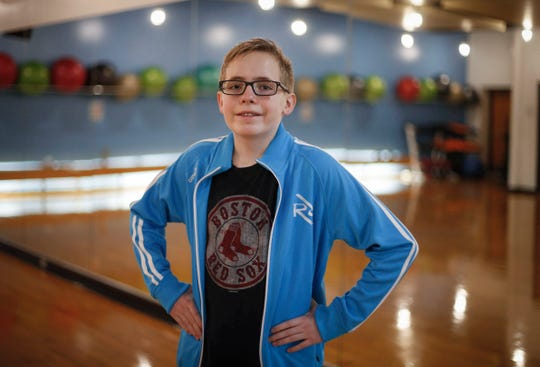 Carl Tubbs, 13, of Des Moines started Irish dancing after his sister, Julia, got involved years ago. He has stuck with it despite being bullied by school classmates and has even struck up a friendship with professional football player Alex Collins, running back for the Baltimore Ravens, who uses Irish dancing to help improve his footwork.