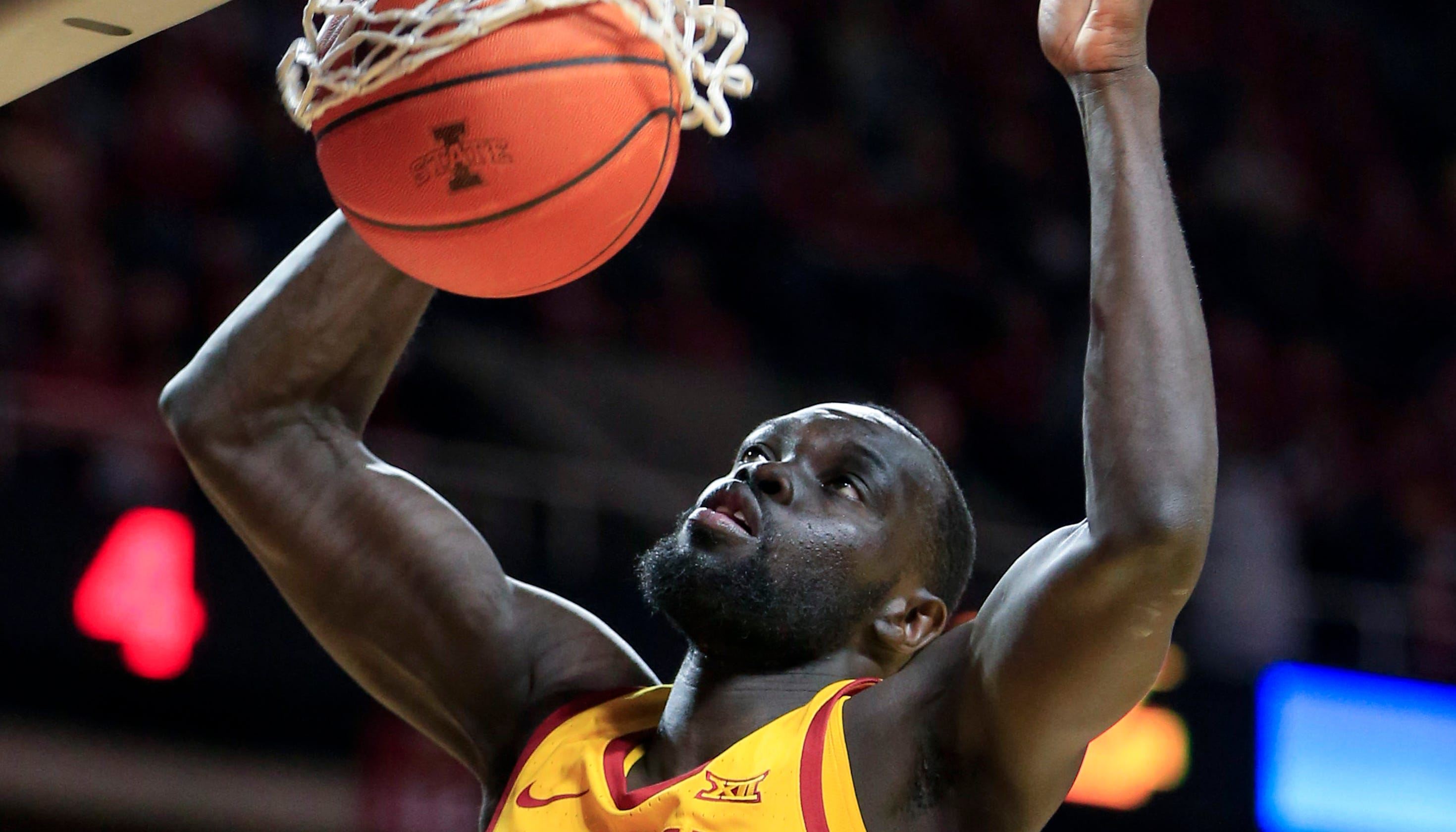 Iowa State Vs. West Virginia Basketball