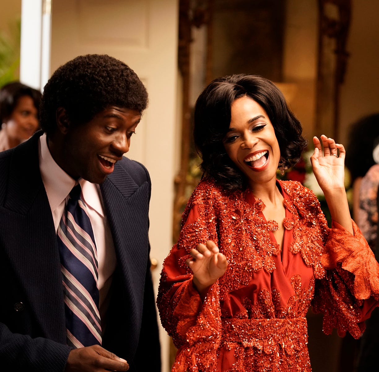 Destiny's Child alum dazzles as Diana Ross on BET drama 'American Soul'