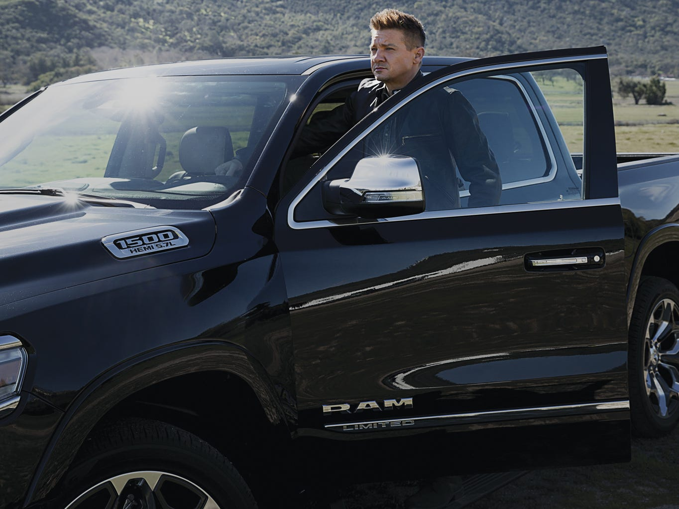 "Actor Jeremy Renner lends his voice and character to a new Ram Truck Brand film ""Make Sure of It,"" launching across digital and social channels on January 31, 2019, in the lead-up to the Big Game."