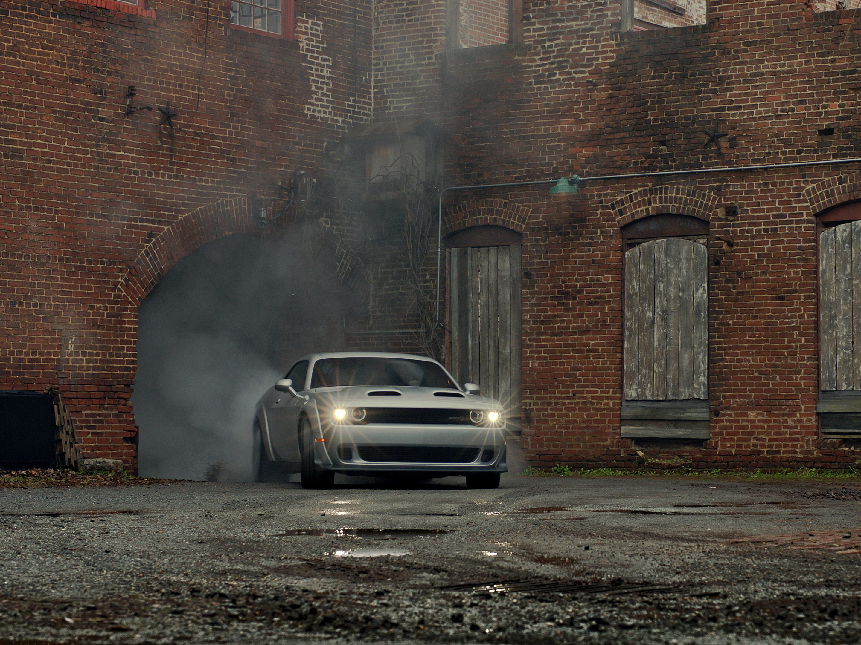 "Dodge brand ""The Devil Went Down to Georgia"" video debuted across the brand's digital and social channels on January 29, 2019, in the lead-up to the Big Game held in Atlanta, GA. The Dodge brand lineup arrives in Atlanta, Georgia."