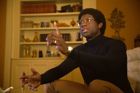 Sinqua Walls as Don Cornelius from BET's 'American Soul'