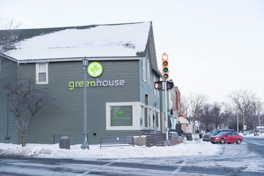 The Greenhouse in Walled Lake, Thursday, Jan. 31, 2019.