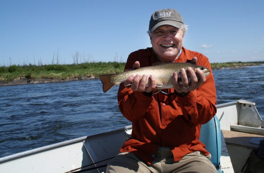 Fishing trips to Canada and Alaska are an annual staple for Lynn Henning.