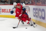 The Red Wings' Nick Jensen has been one of the NHL's most underrated defensemen this season, according to ESPN.