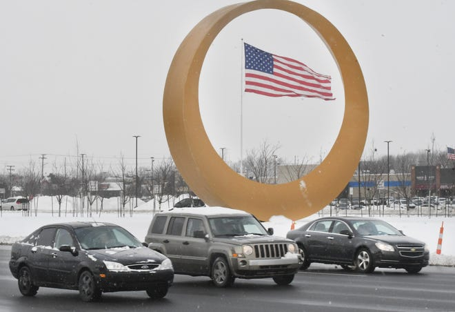 The Sterling Heights circle now will be known as the Halo.