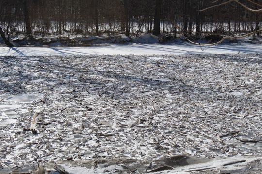 Ice jams along the Sandusky River could result in flooding next week, with warmer temperatures forecast for Fremont and surrounding areas.