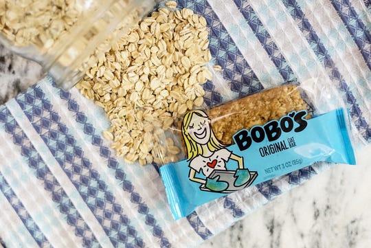 The original Bobo's oat bar.