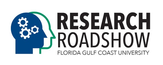 The purpose of the Research Roadshow is to get the word out about Florida Gulf Coast University's undergraduate research program.
