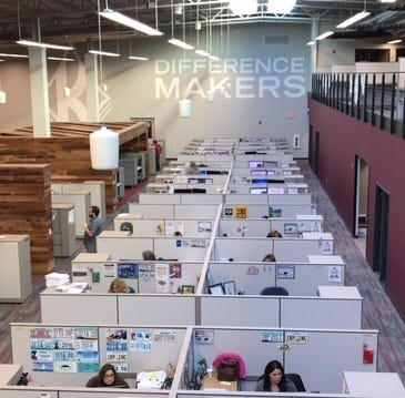 Workplace: J. J. Keller invests $7 million to improve work environment